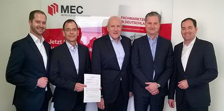 ECE and METRO extend MEC's joint venture contract