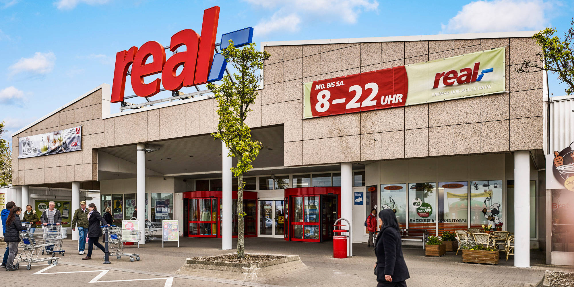 Future of Real store in Bannewitz secured