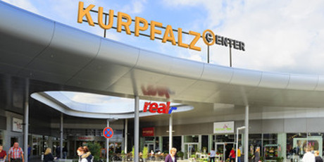 Kurpfalz Center frontview